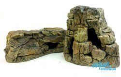 Bundle of large and long  beige aquarium rocks SAVE £6