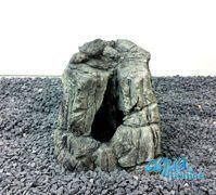 Small grey aquarium rock