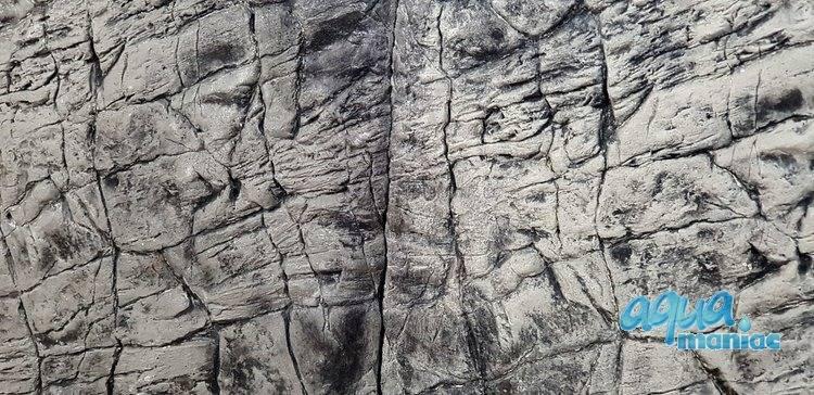 3D Foam Rock Grey Background Modules size 100x55cm