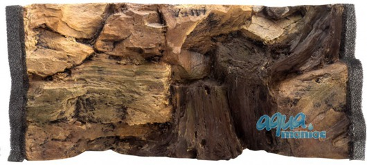 3D root background 47x27cm