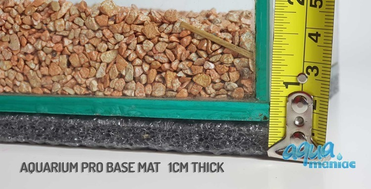 Aquarium Base Mat 1cm thick