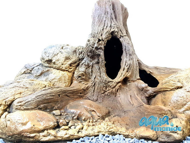 Large aquarium tree stump root