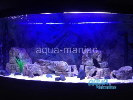 Medium grey aquarium rock