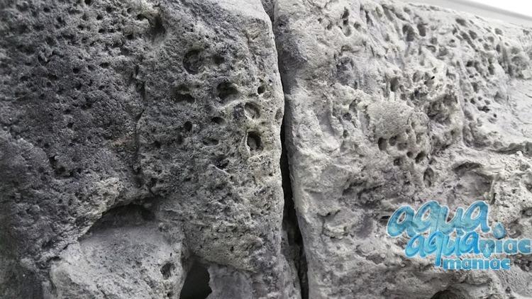 Modules of Limestone Background to fit 120X50cm aquarium