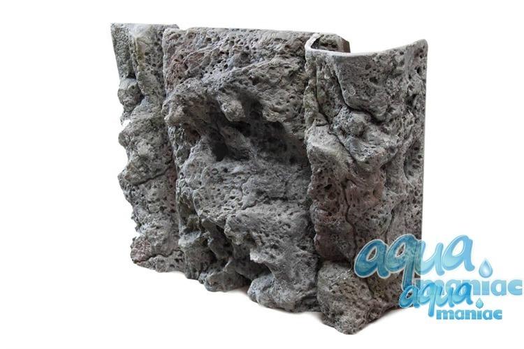 Modules of Limestone Background size:180x45cm aquarium