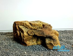 Aquarium Terrarium XL,  medium, small ledge - bundle of 3 ledges