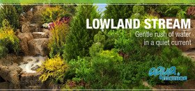 Lowland stream - water feature