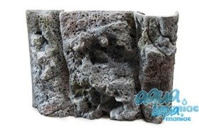Modules of Limestone Background to fit 100X40cm aquarium